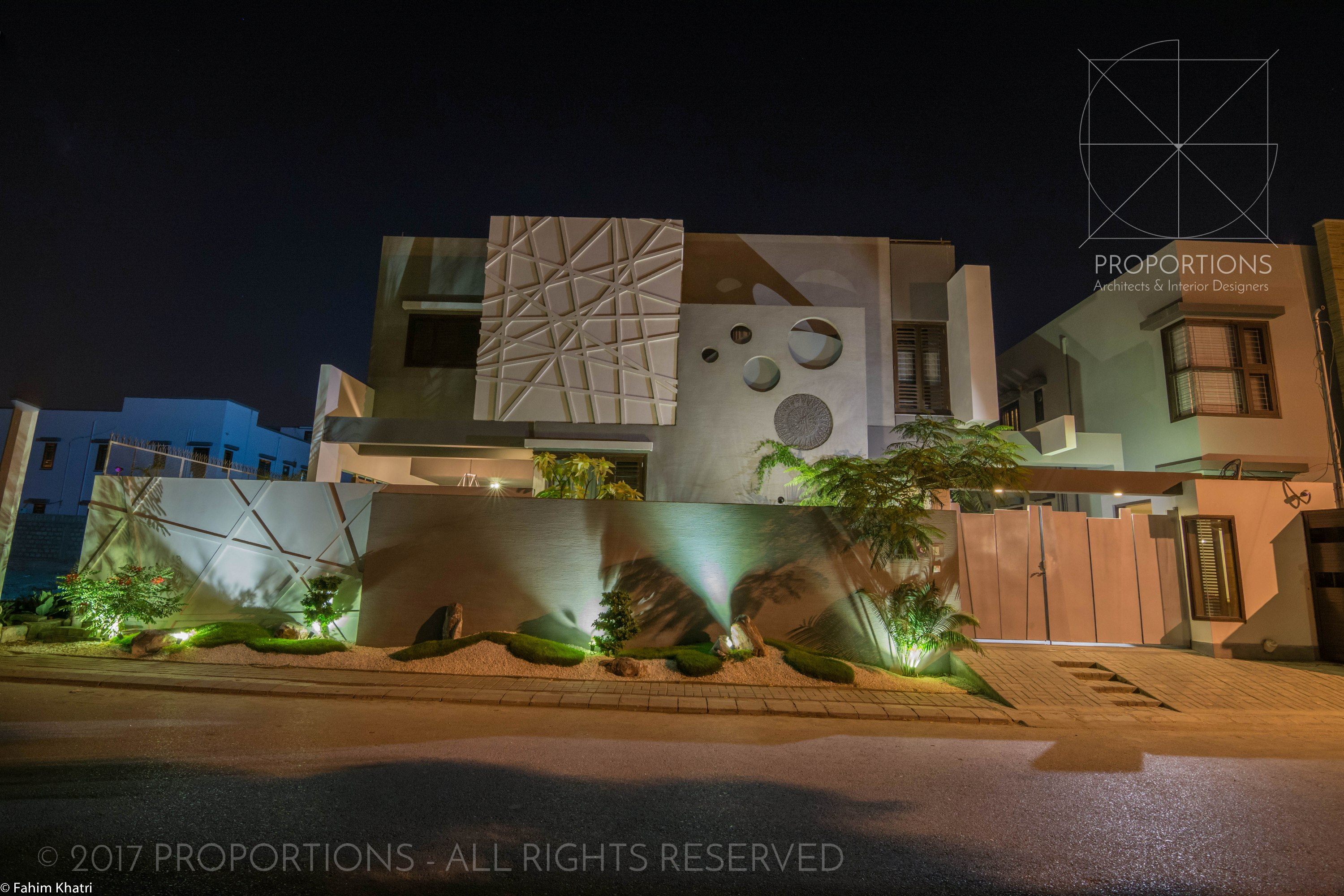 Residence in DHA
